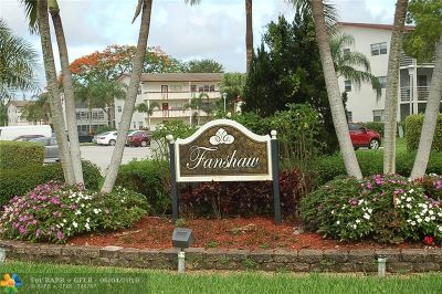 Boca Raton Condo/Townhouse For Sale: 297 Fanshaw #H