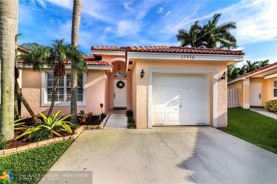Miramar Single Family Home Backup Contract-Call LA: 17956 SW 30th St