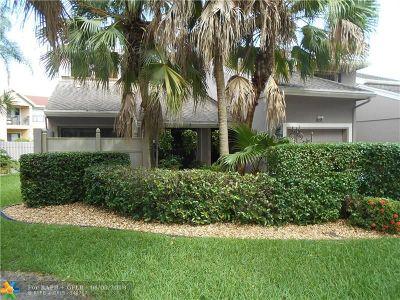 Boca Raton Condo/Townhouse Backup Contract-Call LA: 6636 Thornhill Ct #6636