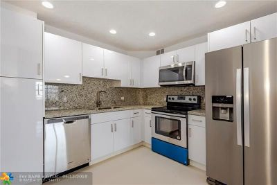 Hallandale Condo/Townhouse Backup Contract-Call LA: 1985 S Ocean Dr #9E