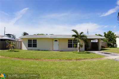 Delray Beach Single Family Home For Sale: 518 Ibis Dr