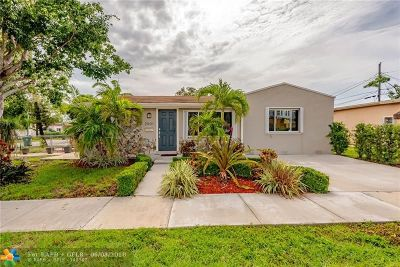 Miami Single Family Home For Sale: 2601 SW 24th Ave