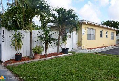 Fort Lauderdale FL Multi Family Home For Sale: $750,000