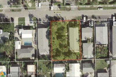 Deerfield Beach Multi Family Home For Sale: 1974 NE 5th St