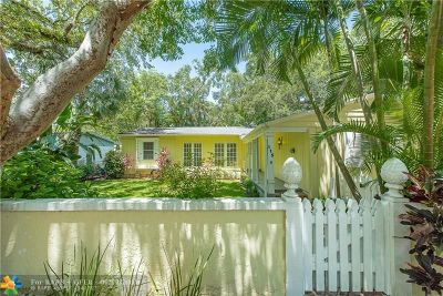 Colee Hammock Single Family Home For Sale: 115 SE 17th Ave
