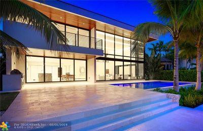 Fort Lauderdale Single Family Home For Sale: 2522 Castilla