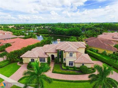Broward County Single Family Home For Sale: 650 Sweet Bay Ave