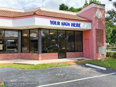 Deerfield Beach Commercial For Sale: 2745 W Hillsboro Blvd #6