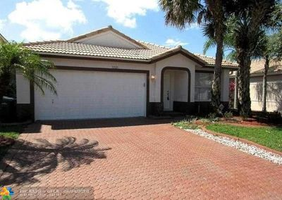 Coral Springs Single Family Home For Sale: 5524 NW 125th Ter