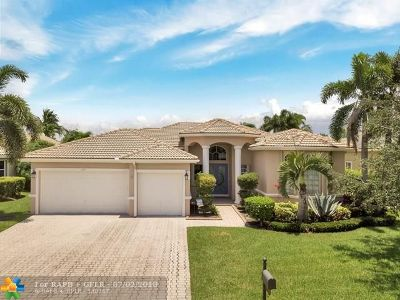 Coral Springs Single Family Home Backup Contract-Call LA: 12043 NW 50th Dr