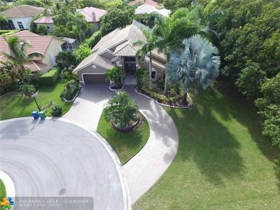 Coral Springs Single Family Home For Sale: 12748 NW 13th Mnr