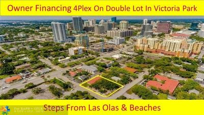 Fort Lauderdale Multi Family Home For Sale: 17 NE 9th Ave