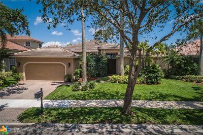 Weston Single Family Home Backup Contract-Call LA: 1472 Lantana Dr