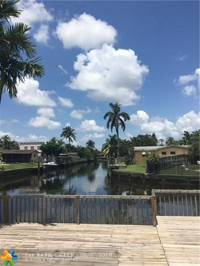 Oakland Park Single Family Home Backup Contract-Call LA: 3341 NW 18th Ave
