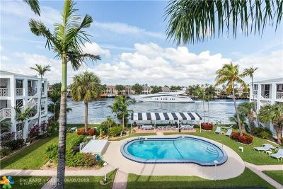 Hollywood Condo/Townhouse For Sale: 2400 S Ocean Dr #110