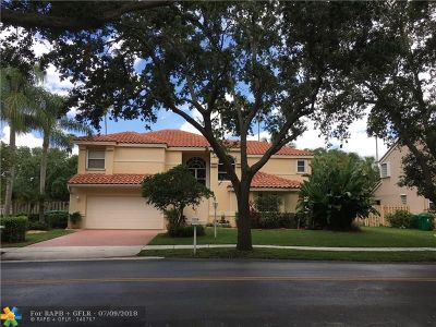 Cooper City Single Family Home For Sale: 3270 Washington Ln