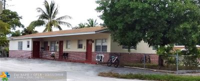 Hallandale Multi Family Home For Sale: 201 SE 10th St