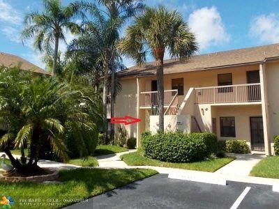 Coconut Creek Condo/Townhouse For Sale: 4329 Carambola Cir S #2665