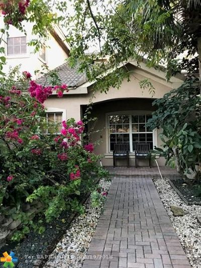 Broward County Single Family Home For Sale: 6163 NW 110th Ave