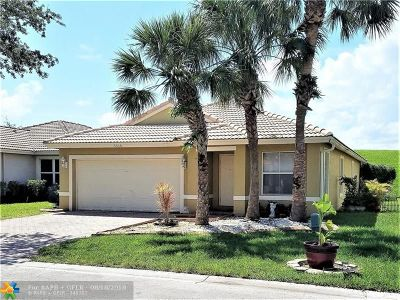 Coral Springs Single Family Home For Sale: 5534 NW 125th Ter