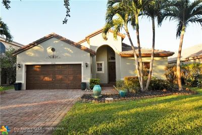 Miramar Single Family Home For Sale: 19095 SW 25th Ct