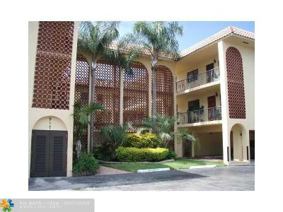 Fort Lauderdale Condo/Townhouse For Sale: 917 NE 16th Ave #16