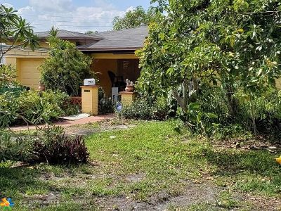 Miramar Single Family Home Backup Contract-Call LA: 7805 Kismet St