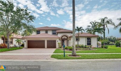 Miramar Single Family Home For Sale: 4285 SW 185th Ave