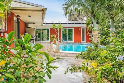 Fort Lauderdale Single Family Home Backup Contract-Call LA: 204 SW 19th Ave