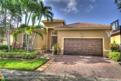 Weston Single Family Home For Sale: 19170 Stonebrook
