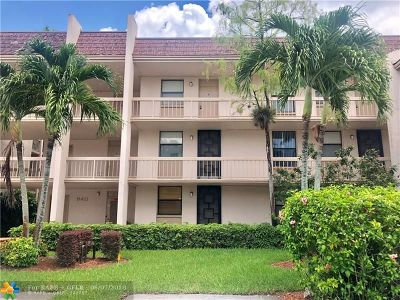 Coral Springs Condo/Townhouse Backup Contract-Call LA: 8411 Forest Hills Dr #205