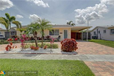 Cooper City Single Family Home For Sale: 5105 SW 95th Ave