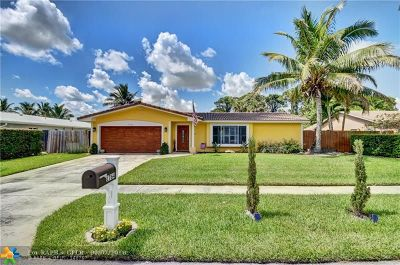 Boca Raton Single Family Home For Sale: 1764 SW 13th Pl