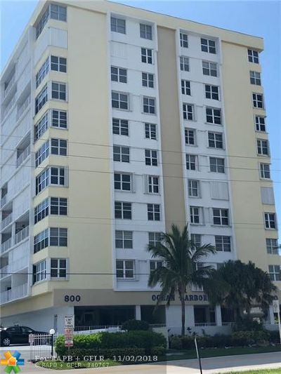 Deerfield Beach Condo/Townhouse For Sale: 800 SE 20th Ave #415