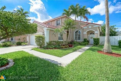 Pembroke Pines Single Family Home Backup Contract-Call LA: 18730 NW 12th St