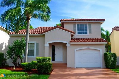 Coconut Creek Single Family Home Backup Contract-Call LA: 4233 NW 61st Ct