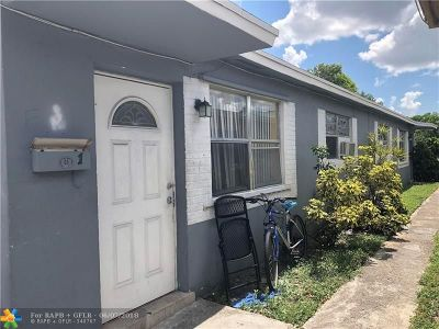 Hallandale Multi Family Home For Sale: 413 NW 4th Ave