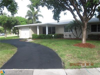 Pompano Beach Single Family Home For Sale: 781 NE 8th St