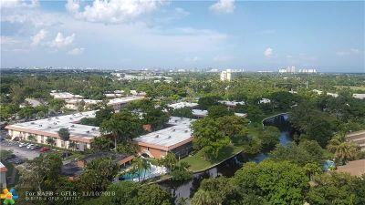 Wilton Manors Condo/Townhouse For Sale: 200 NE 19th Ct #109M