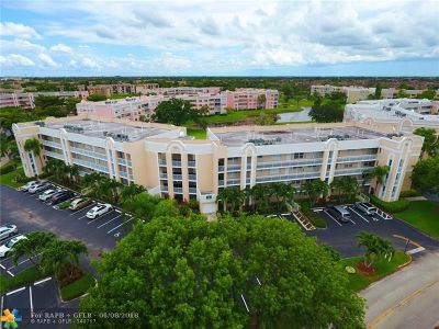 Sunrise Condo/Townhouse For Sale: 10217 NW 24 Pl #107