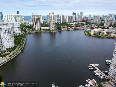 Aventura Condo/Townhouse For Sale: 2780 NE 183 St #404