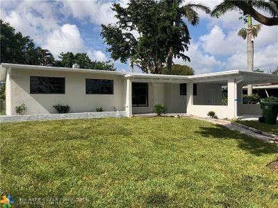 Palm Springs Single Family Home For Sale: 325 Ponte Vedra Rd
