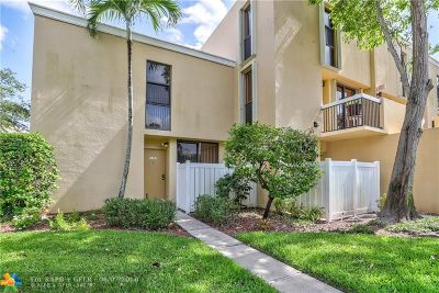 Davie Condo/Townhouse For Sale: 2800 SW 87th Ave #1101