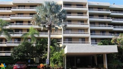 Boca Raton Condo/Townhouse For Sale: 23200 Camino Del Mar #408