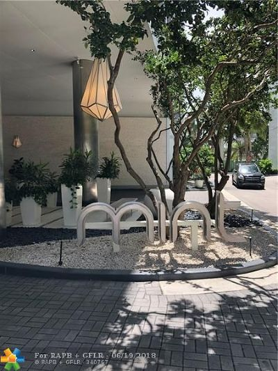 Miami Condo/Townhouse For Sale: 92 SW 3rd St #2307