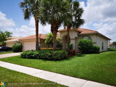 Boca Raton Single Family Home For Sale: 8659 Via Ancho Rd