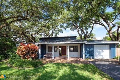 Dania Beach Single Family Home For Sale: 5800 SW 37th Ave