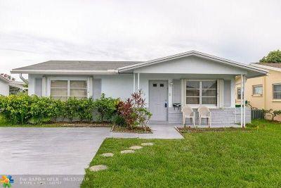 Tamarac Single Family Home For Sale: 4936 NW 55 Street