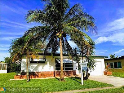 Sunrise Single Family Home Backup Contract-Call LA: 2283 NW 81st Ter