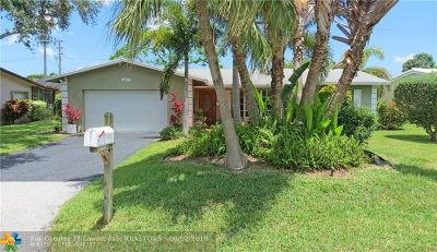 Boca Raton Single Family Home For Sale: 1450 NW 4th Ct